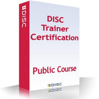 disc trainer certification
