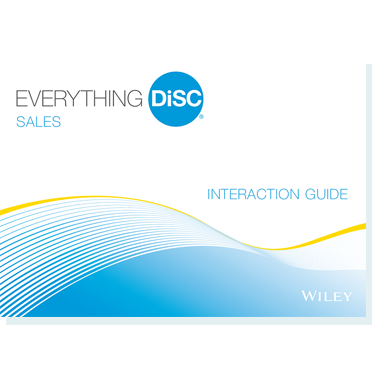 disc training materials