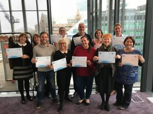Congratulations to our latest group of DISC Certified Trainers